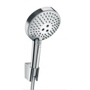 HANSGROHE Raindance Select S Sada so sprchovým držiakom 120 3jet P so sprchovou hadicou chróm