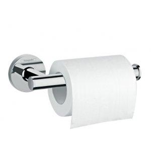 HANSGROHE Logis Universal 41726000 Držák na toaletní papír bez krytu chrom