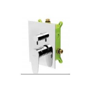 Novaservis Titania Smart Podomietková batéria s boxom SMART chróm