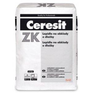 Ceresit 2181760 Lepidlo na obklady a dlažbu, 25 kg  ZK20