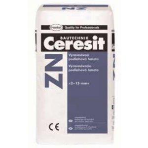 Ceresit 1459765 Vyrovnávacia podlahová hmota, 25 kg  ZN25