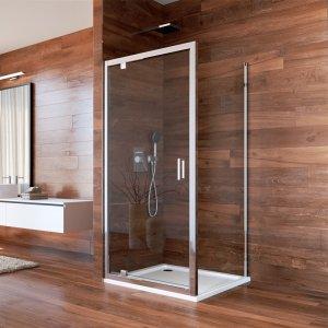 Mereo Lima Štvorcový sprchový kút rôzne prevedenie