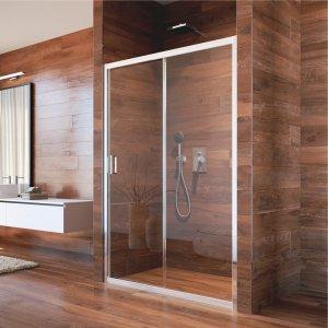 Mereo Lima Sprchové dvere dvojdielne rôzne prevedenie