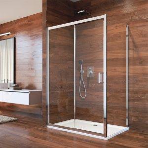 Mereo Lima Sprchovací kút obdĺžnik rôzne prevedenie