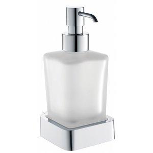 Bemeta SOLO Dávkovač tekutého mydla 250 ml, chróm 139109042