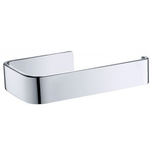 Bemeta SOLO Držiak toaletného papiera bez krytu 129x25x82 mm, chróm 139112022
