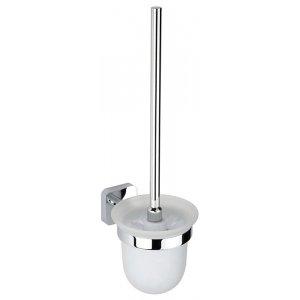Bemeta TASI WC Kefa so sklenou miskou 110x370x145 mm, chróm 154113012