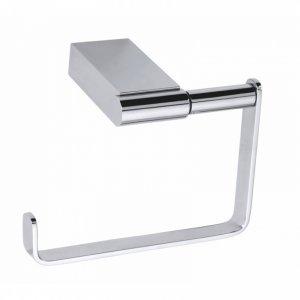 Bemeta VIA Držiak toaletného papiera bez krytu 131x90x75 mm, lesk 135012222