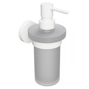 Bemeta WHITE Dávkovač tekutého mydla MINI 200 ml, biela 104109104