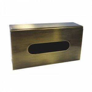 Bemeta RETRO Zásobník na papierové servítky 250x130x70 mm, bronz 102303022