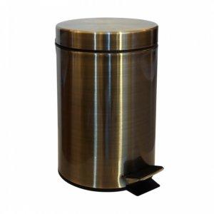 Bemeta RETRO Odpadkový kôš 170x260x205 mm, bronz 104315023