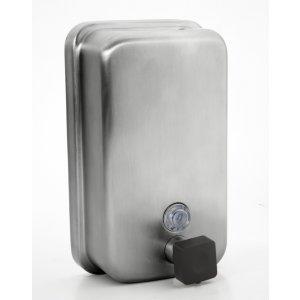Bemeta Hotelové vybavenie Dávkovač tekutého mydla 180x180x105 mm, mat 105109075