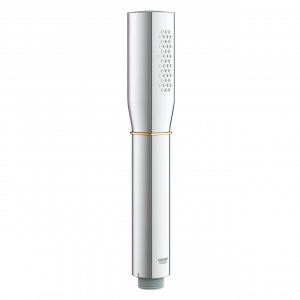 Grohe Grandera Stick ručná sprcha 1 prúd chróm/zlato 26037IG0 (26 037 IG0)