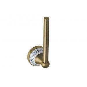 Bemeta KERA Držiak toaletného papiera rezervný 66x181x74 mm, bronz 144712037