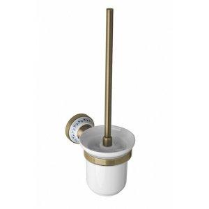 Bemeta KERA WC kefa s miskou 107x385x156 mm, bronz 144713017