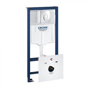 Grohe Rapid SL Sada 4 v 1 pre WC, stavebná výška 1.13 m 38750001 (38 750 001)