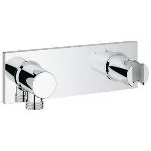 Grohe Grohtherm F Nástenné kolienko s integrovaným držiakom sprchy chróm 27621000 (27 621 000)