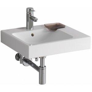 Geberit iCon Umývadlo na skrinku 500x485 mm, keramika, rôzne prevedenia