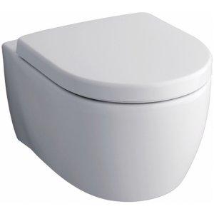 Geberit iCon Závesné WC 355x530 mm, keramika, rôzne prevedenia