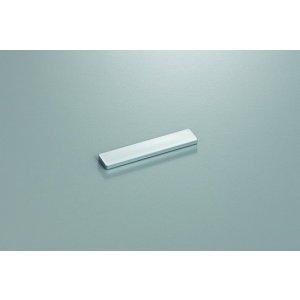Geberit 100x5x20 mm, eloxovaný hliník 510010000 Magnetický držák, samolepící