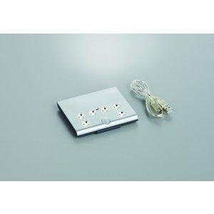 Geberit 85x10x102 mm 501500000 LED osvětlení do vysoké skříňky, baterie