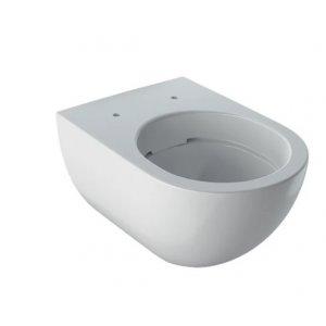 Geberit Acanto Závesné WC s hlbokým splachovaním Rimfree keramika, rôzne prevedenia