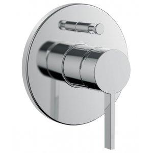 Laufen KARTELL BY LAUFEN Vrchná sada podomietkovej vaňovej/ sprchovej batérie rôzne prevedenia