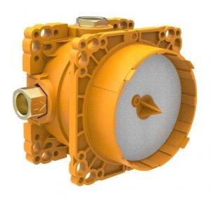 Laufen KARTELL BY LAUFEN Simibox Light s uzatváracím ventilom H3789800001001 (H3789800001001)