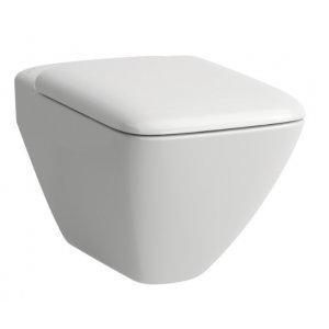 Laufen PALACE H8667000000001 Závěsné WC rimless pack bílá (H8667000000001)