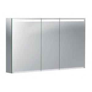 Geberit Option 1200x700x150 mm 500.207.00.1 Zrcadlová skříňka s osvětlením 3 dvířka