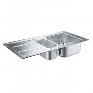 Grohe K400+ 31569SD0 Kuchyňský dřez s odtokem (31 569 SD0)
