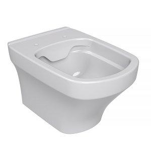 VILAN Elan Závesné WC + sedadlo keramika