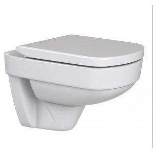 VILAN Corano Závesné WC + sedadlo keramika 3012011 00 170A1 (CORANOASET)