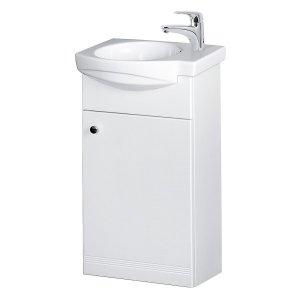 VILAN Riva Umývadlová skrinka biela lakovaná RIVA SA40 (RIVASA40)