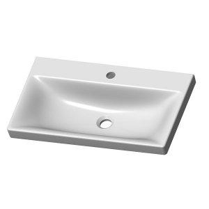 VILAN Vea Umývadlo na dosku/skrinku keramika VEA 64 (VEA64)