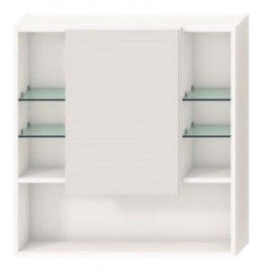 Jika Lyra H4532510383041 Zrcadlová skříňka 77,5 × 80 cm 775 × 800 mm, různá provedení (H4532510383041)