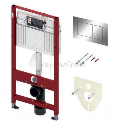 Tece TECEprofil Inštalačný modul s nádržkou UNI pre WC 9400012
