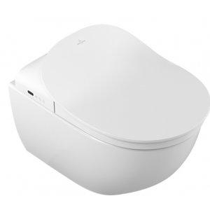 Villeroy & Boch ViClean VICLEAN WC s hlbokým splachovaním 370 x 560 mm 560050R1