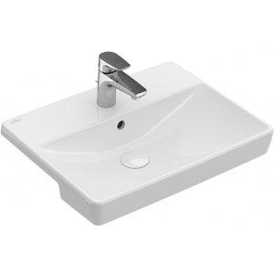 Villeroy & Boch Avento Polozápustné umývadlo rôzne vyhotovenia, 550 x 440 mm