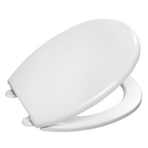 Sapho Fixet WC sedátko biela ST278