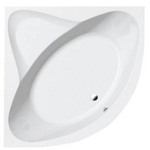 Sapho Dyje Rohová vaňa biela, 150x150x41cm A1550