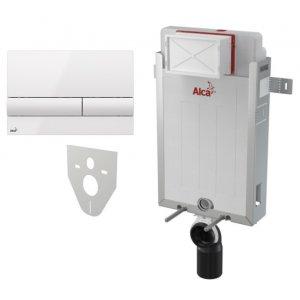 Alcaplast Set 3v1 Renovmodul AM115/1000 + tlačítko M1710 + izolácia M91