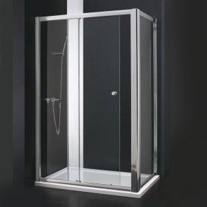 Aquatek MASTER Sprchový kút R33 120x90