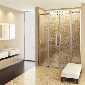 Aquatek TEKNO B4 Sprchové dveře