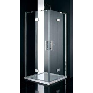 Aquatek CRYSTAL Sprchový kút A4 90 CRYSTALA4CH9062