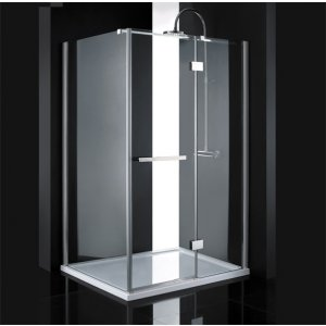 Aquatek CRYSTAL Sprchový kút R33 120x90 CRYSTALR33CH120X9062