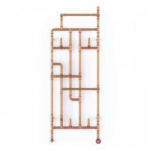Terma Pajak Kúpeľnový dizajnový radiátor rôzne prevedenia