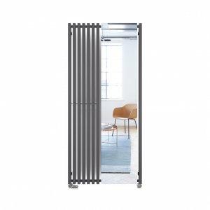 Terma Triga M Kúpeľnový radiátor so zrkadlom rôzne prevedenia
