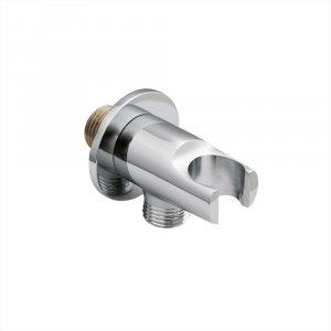 Aquatek PG3005 Sprchový držiak okrúhly s prívodom vody PG3005