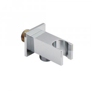 Aquatek PG3006 Sprchový držiak hranatý s prívodom vody PG3006